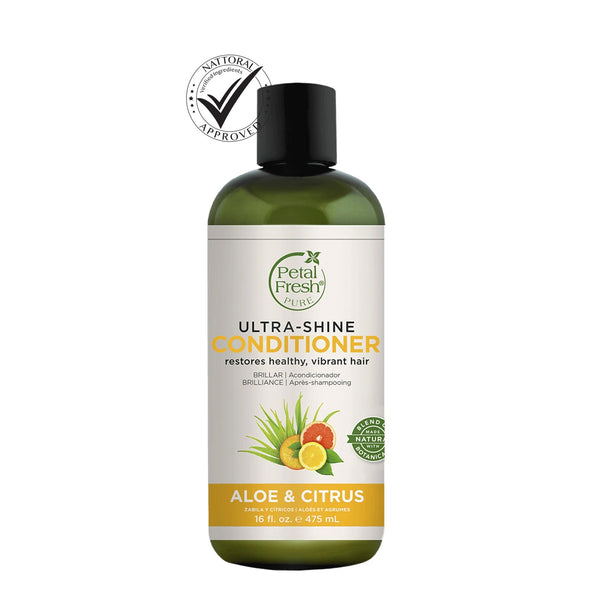Aloe & Citrus Conditioner- Ultra Shine