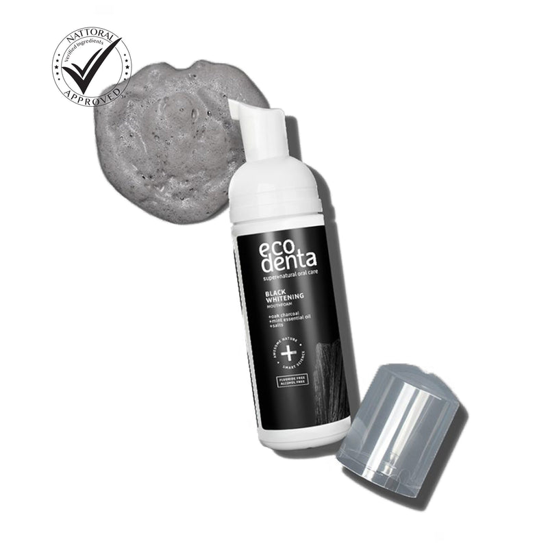Black Whitening Mouth foam  odorganic.myshopify.com (5421465370787)
