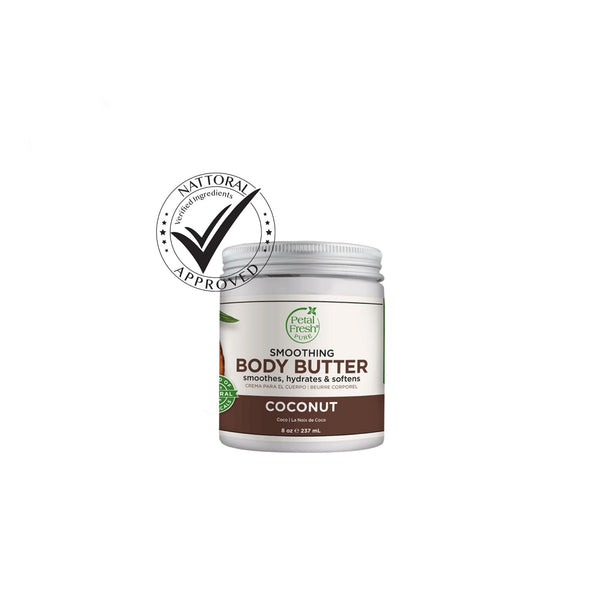 Coconut Body Butter- Smoothing