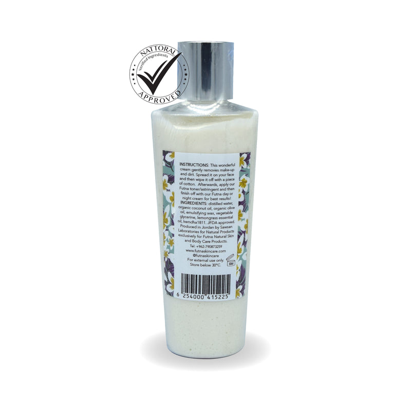 Lemongrass Scented Make-up Remover (5386111320227)