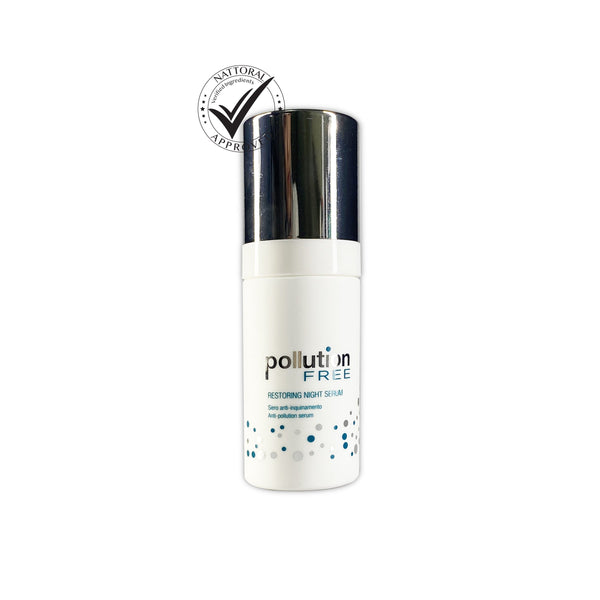 Pollution free - Restoring Night Serum (5758616928419)