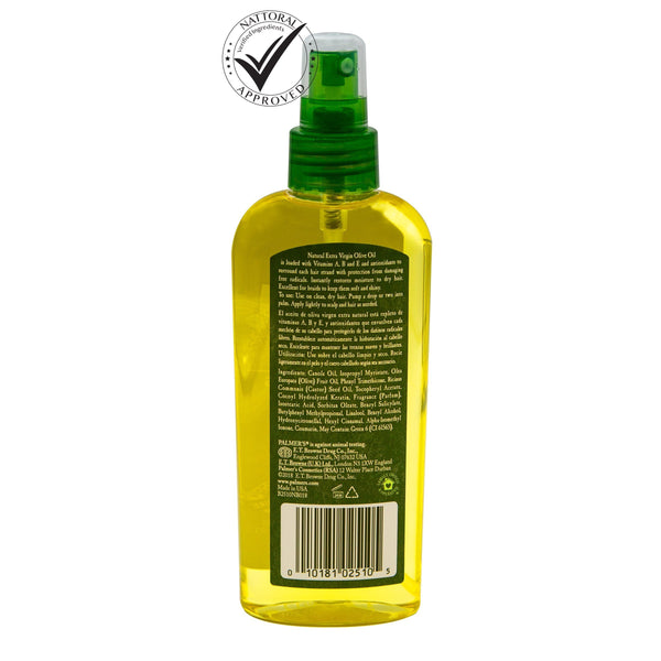 Olive Oil Conditioning Spray Oil  odorganic.myshopify.com (5329024319651)