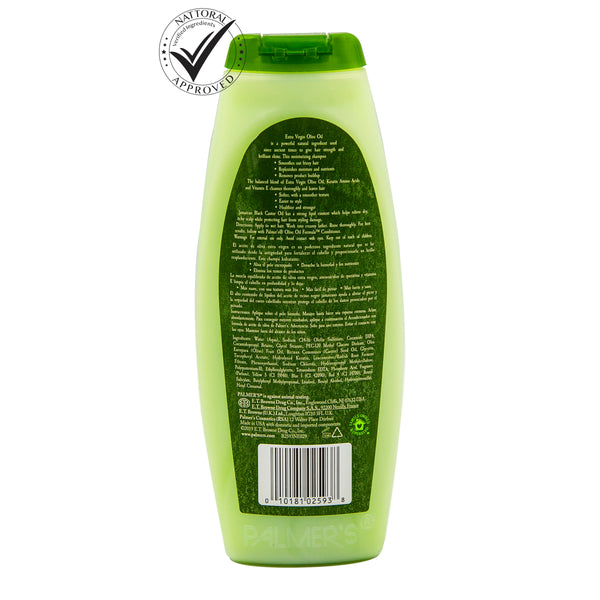 Olive Oil Shampoo For Dry Hair