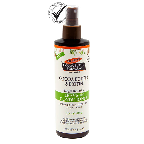 Cocoa Butter & Biotin Length Retention Leave In Conditioner  odorganic.myshopify.com (5329739972771)