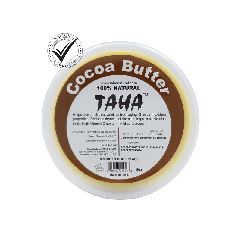 Cocoa Butter 100%- Natural