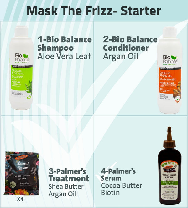 Mask The Frizz
