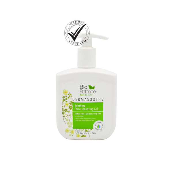 Derma-soothe Soothing Facial Cleansing Gel  odorganic.myshopify.com (5561843613859)