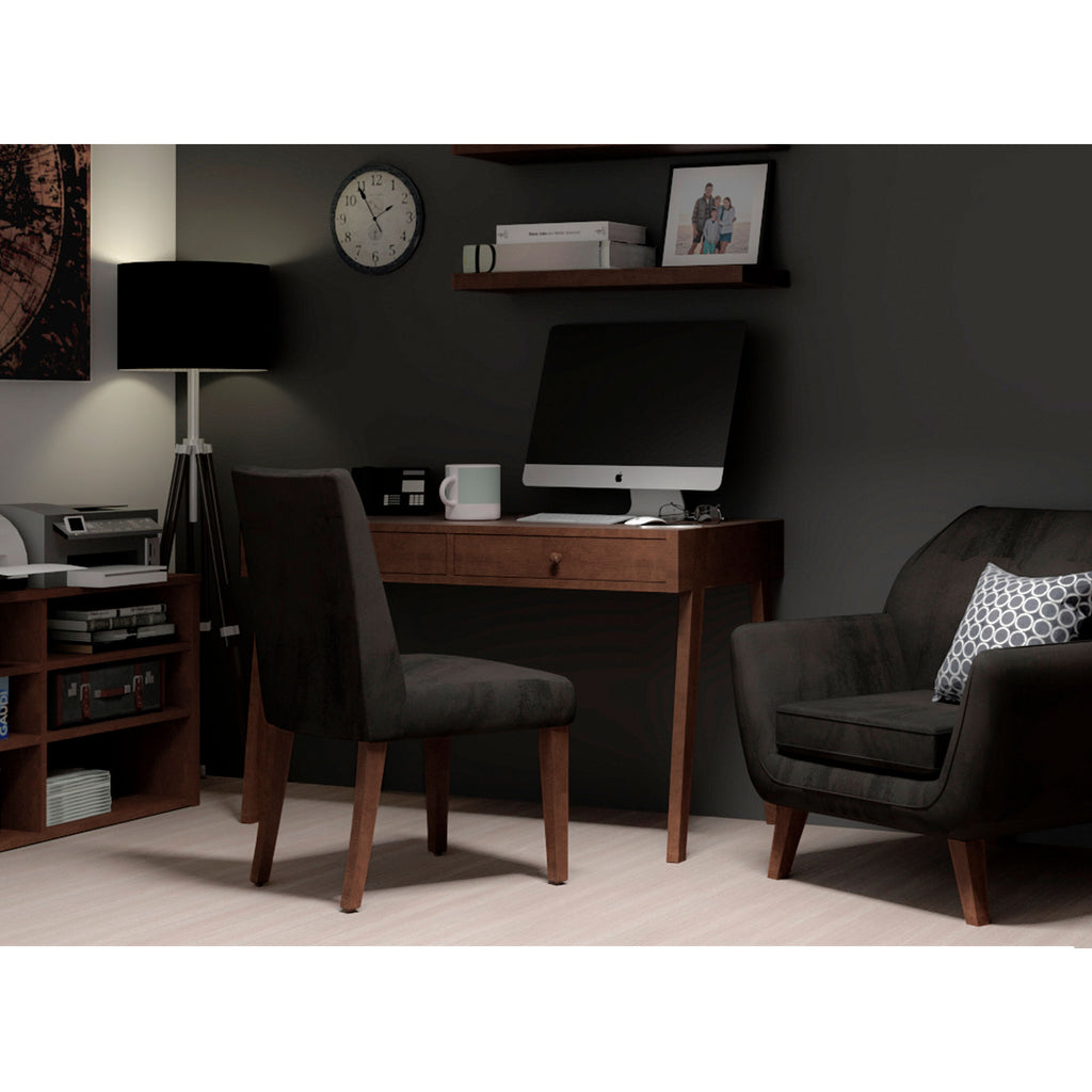 Copia de Set Home Office con escritorio Pop Grand Home Café-Negro (4682949591087)