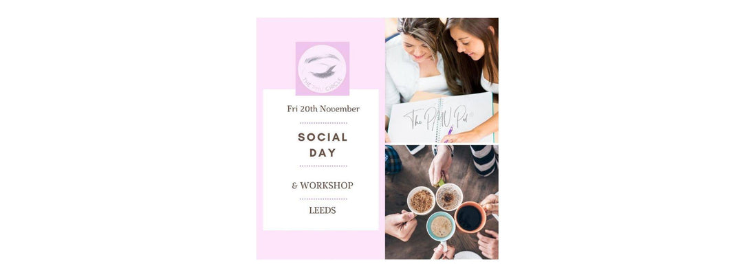 The PMU Circle Pro - Social Day - Leeds (Pro Members Only)