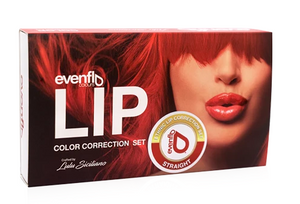 Pigment Set - Evenflo Lips by Lulu Siciliano
