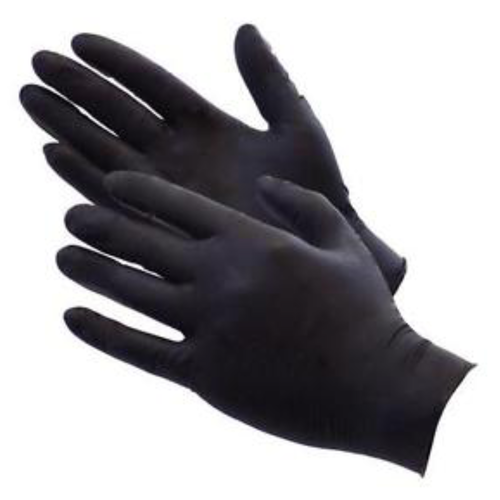 Nitrile Gloves x100