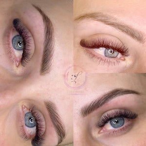 BrowLift (aka brow lamination) training prices from £179 + vat