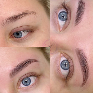 BrowLift (aka brow lamination)