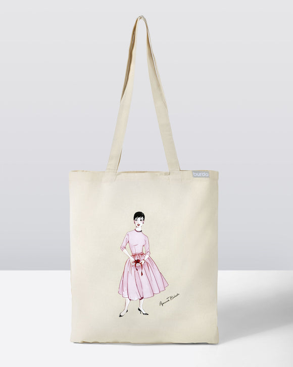 Burda 55009 - Canvas Tote