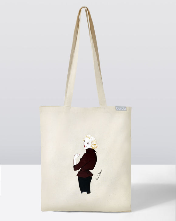 Burda 55010 - Canvas Tote