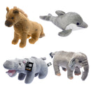Animal cuddly toys