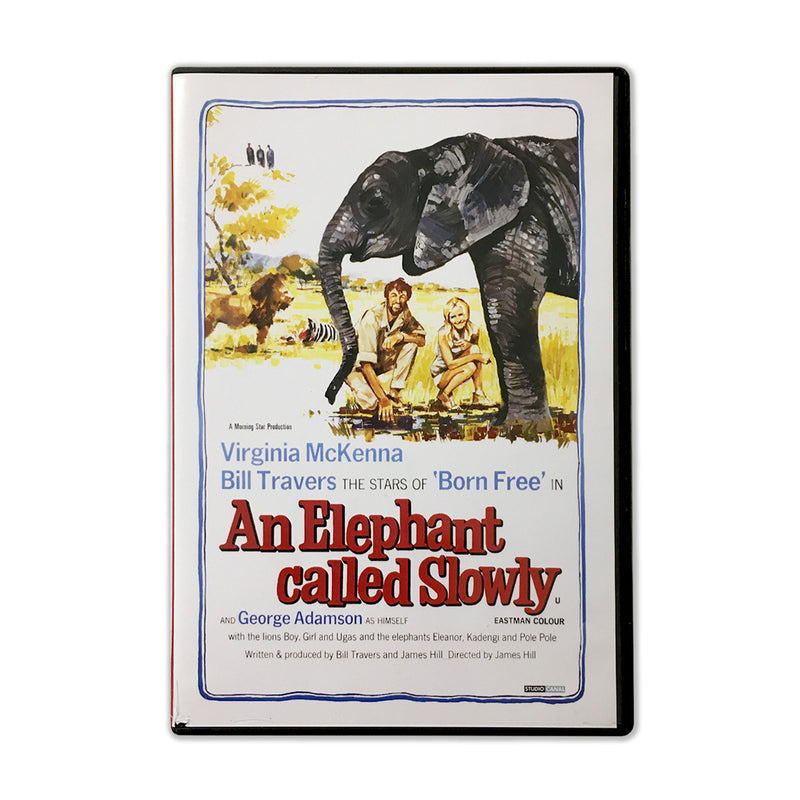 DVD – An Elephant Called Slowly