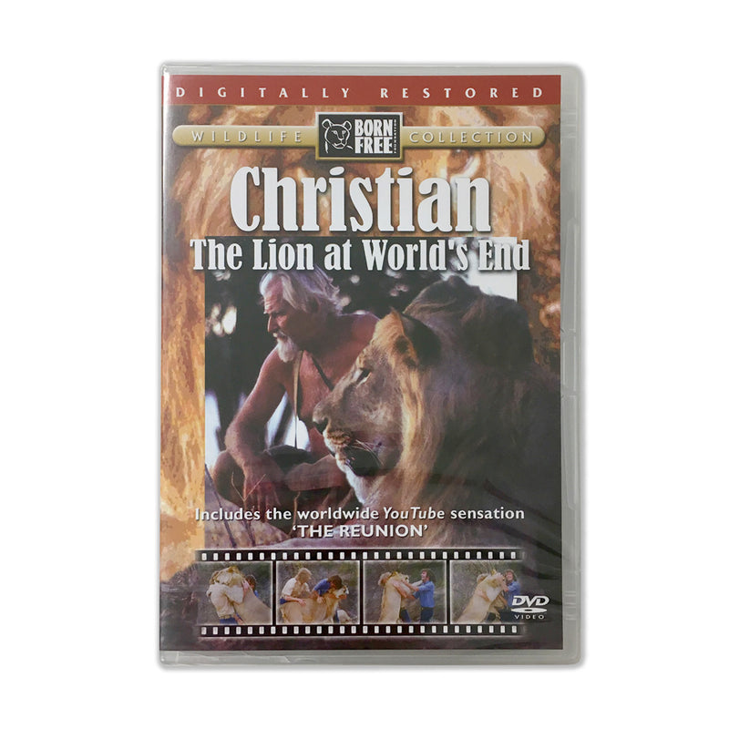 DVD – Christian The Lion at World's End