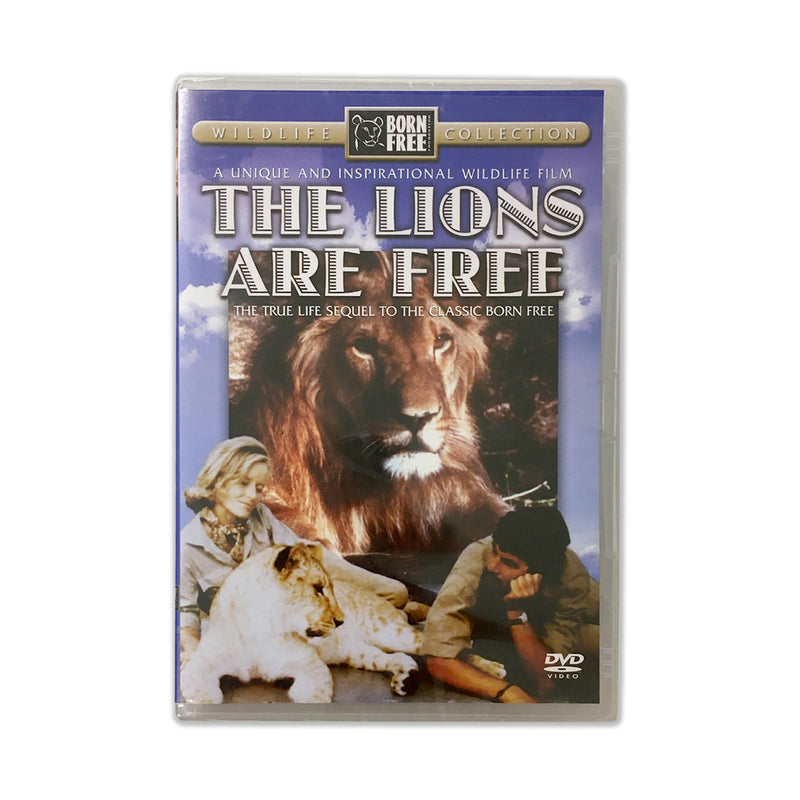 DVD – The Lions are Free