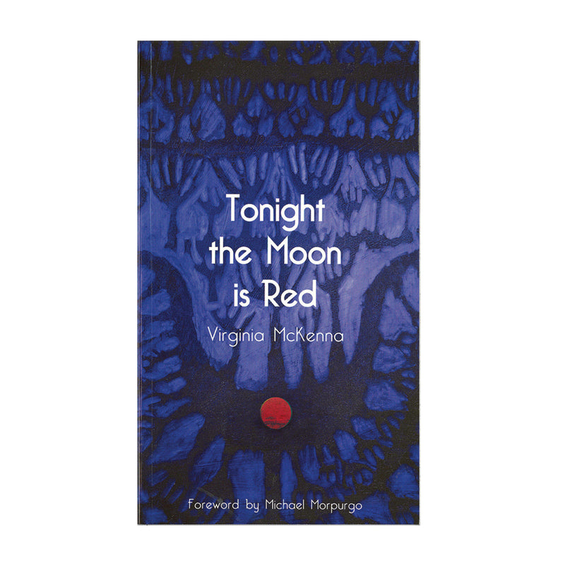 Tonight the Moon is Red paperback book