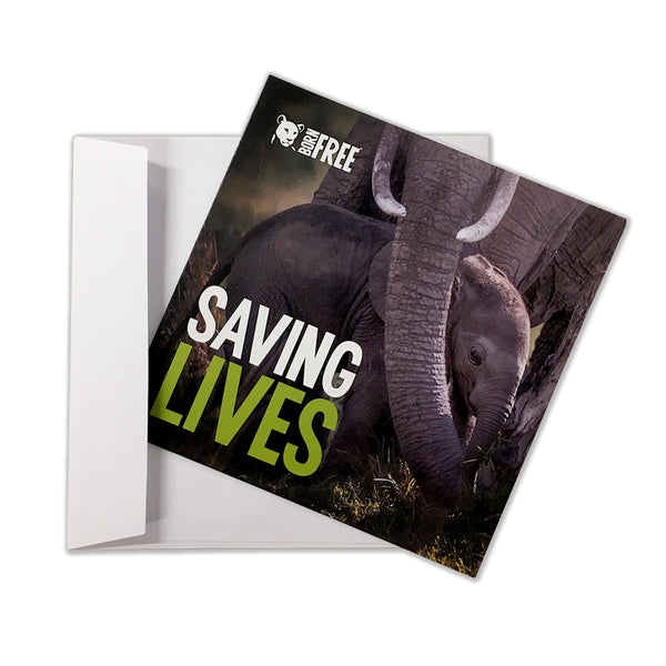 'Virtual gift' card – Saving lives