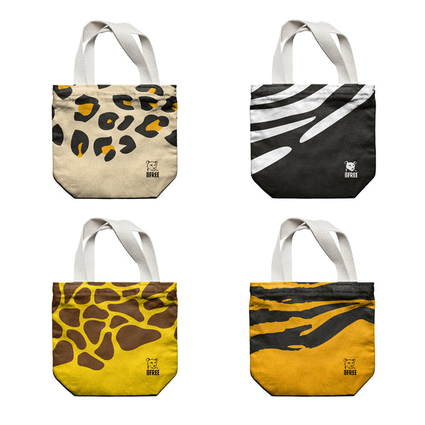 Animal Print - Shopper Bags