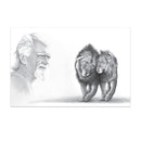 George Adamson Notecards