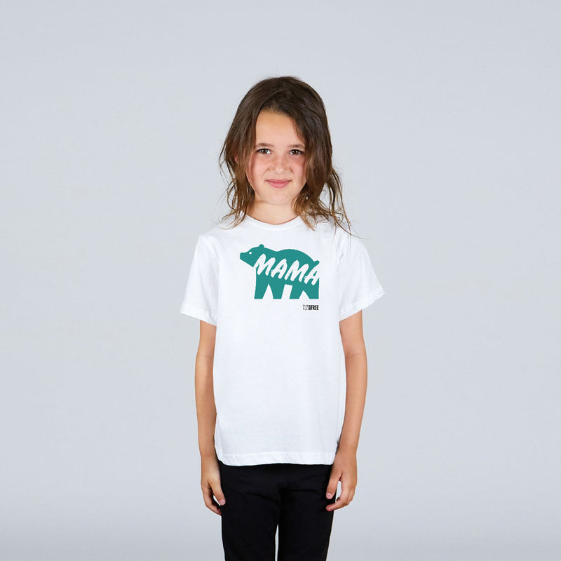 'Mama Bear' - kids t-shirt