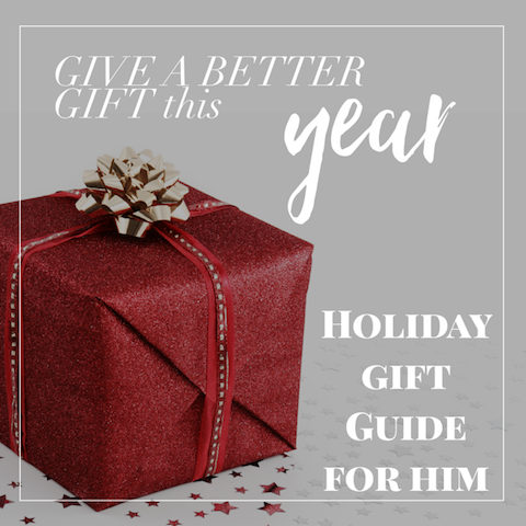 Holiday Gift Guide 2018 For Him