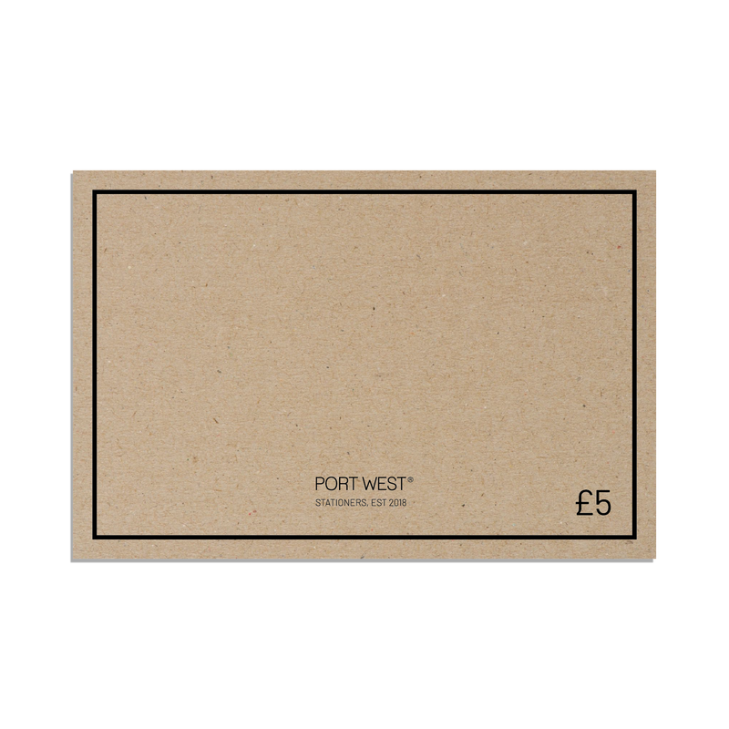 Gift Card - £5