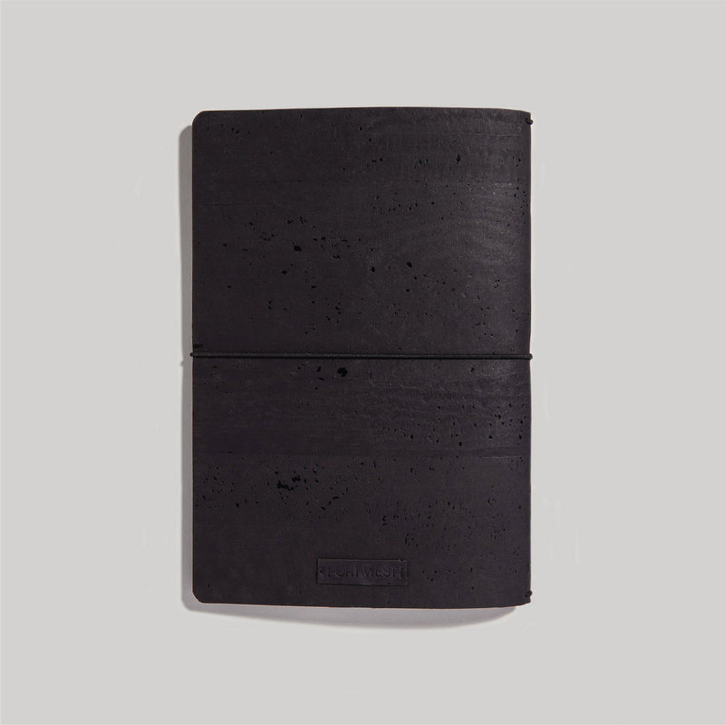 A5/03 Journal Cover BLK
