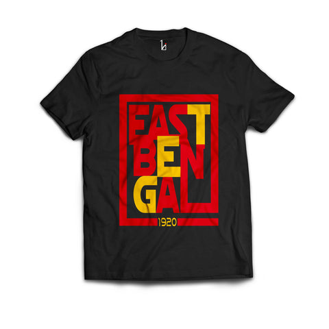 East Bengal 1920 Half Sleeve T-shirt