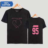 BTS Map of the Soul Persona Tshirt - SD-style-shop