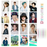 16pcs/set BTS DYNAMITE Lomo Card set - SD-style-shop