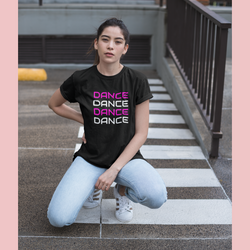 Dance T-shirt, dance tee, dance shirt, Short-Sleeve Unisex T-Shirt - SD-style-shop