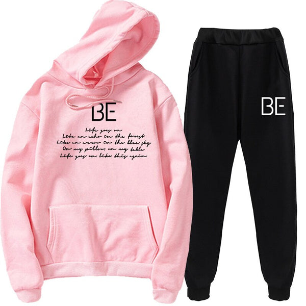 BTS BE jogging tracksuit - SD-style-shop