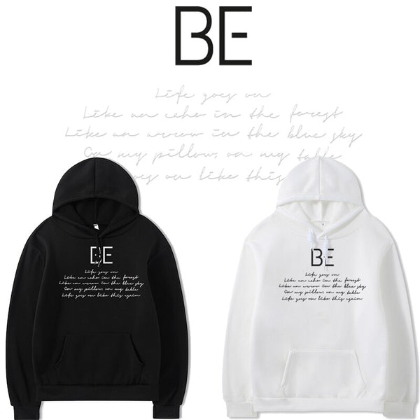 BTS BE Hoodie - SD-style-shop