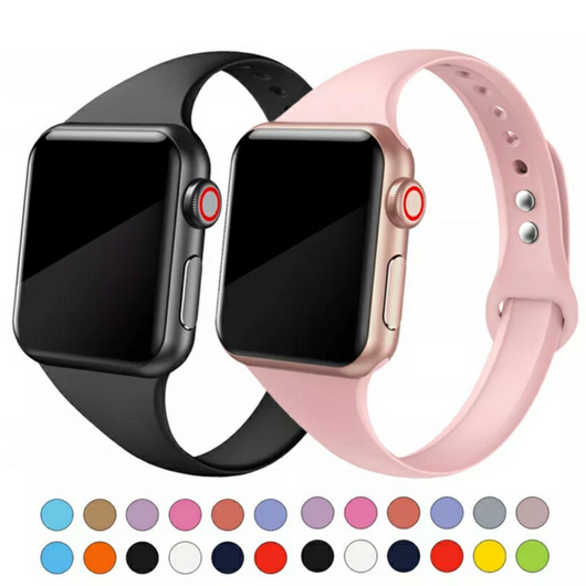 Silicone Apple watchband - SD-style-shop