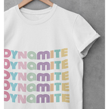 BTS Dynamite Superior T-Shirt - SD-style-shop