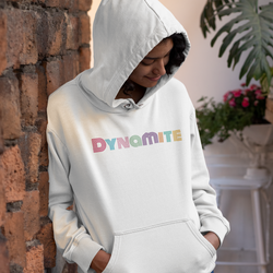 BTS Dynamite Hoodie - SD-style-shop