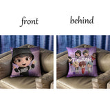 TinyTan pillow BTS - SD-style-shop