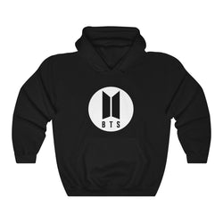 BTS Logo Hoodie - SD-style-shop