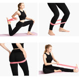 5Pcs Yoga Fitness Resistance bands - SD-style-shop