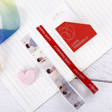 BTS Love Yourself 2 Rolls Washi Tape - SD-style-shop