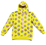 Yellow Donut Hoodie GOT7 - SD-style-shop