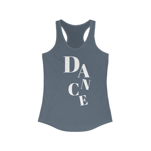 Women's Dance Racerback Tank - SD-style-shop