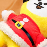 BT21 christmas plushie doll Cooky Chimmy