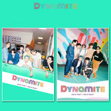 9pcs BTS Dynamite New Album Poster - SD-style-shop