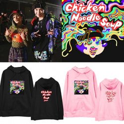 BTS Chicken Noodle Soup hooded sweater hoodie - SD-style-shop