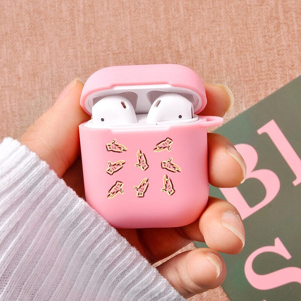 BTS pink Air Pods 1 2 Case